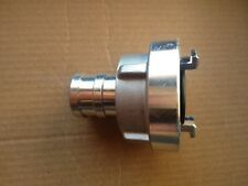 STORZ 25-D to 25mm hose tail - forged aluminium 1 inch fire pump fitting