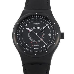 Swatch Sistem Black Men's Automatic Watch SUTB400