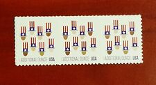 #5174 (15c Forever) - 3pcs - Additional Ounce Stamp Uncle Sam's Hat 2017 Mint NH