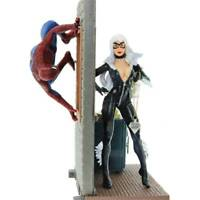 Marvel Select Classic Black Cat Collectors Edition Action Figure + Spider-man!!!