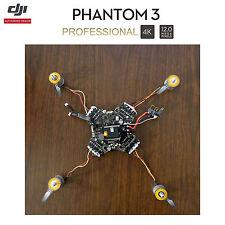 DJI Phantom 3 Pro ESC Center Board & MC V2, Power Port Module, 2312A Motor