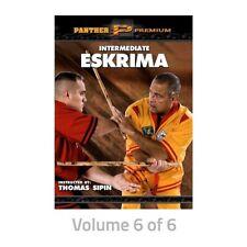 Thomas Sipin: Intermediate Eskrima Training Dvds Sipin3D