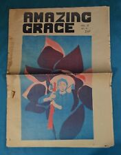Amazing Grace Florida State University Alternative Newspaper Volume 2 Number 4
