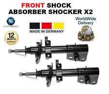 FOR RENAULT LAGUNA 2 SPORT TOURER 2001-->ON NEW FRONT SHOCK ABSORBER SHOCKER X2