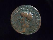 Authentic AE As of Roman Emperor Claudius, libertas reverse, AA0007
