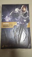 Hot Toys MMS 214 Iron Man Mark XXXIX 39 Starboost 12 inch Action Figure NEW