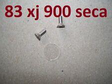 83 Yamaha XJ900 Seca Master Cylinder Sight Glass Lens Window Repair Kit