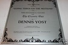 Dennis Yost Promotional LP SEALED From Publishing Company Vault Unopened Box Lot