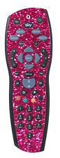 Pink Sequin Sticker/Skin sky+hd Remote controller/controll stickers r48