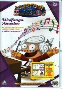 Cartoni Dello Zecchino D'Oro (I) #07 - Wolfango Amedeo  [Dvd Nuovo]