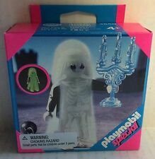 Playmobil 4650 Castle Ghost, with Candelabra, ball & chain -  NEW
