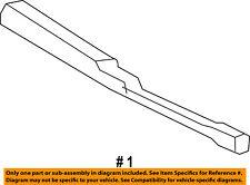 FORD OEM Wiper-Rear Window Arm 9L1Z17526A