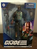 "Hasbro Gi Joe Classified Series  Roadblock 6"" Figure Brand New"