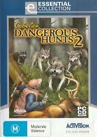 Pc Game - Cabela's - Dangerous Hunts 2