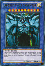 Yugioh Card - Obelisk the Tormentor *Ultra Rare* LC01-EN001 (NM/M)