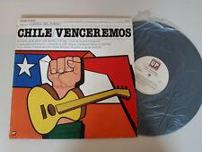 LP Ethno Conjunto Vientos Del Pueblo – Chile / Venceremos (12 Song) UP INTERN