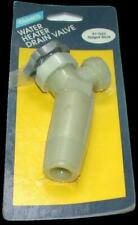 New Camco  11523  Water Heater Drain Valve Spigot Style