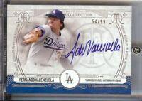 Fernando Valenzuela 2015 Topps Museum Archival Autograph Dodgers #AA-FV 54/99