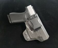 GUNNER's CUSTOM HOLSTERS IWB fits Glock 48 / G48 with Streamlight TLR-6 TLR6