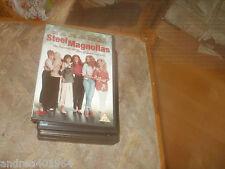 Steel Magnolias        1989 PG Starring: Shirley MacLaine uk dvd