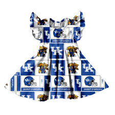 University of Kentucky Angel Sleeves Dress - New- Size 3T