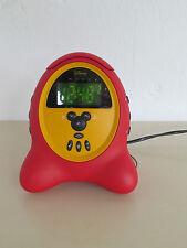 Mickey mouse Disney reloj con radio/sleeptimer MD 2774