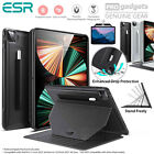 For Apple iPad Pro 11 12.9 2021 Case Genuine ESR Sentry Protective Rugged Cover
