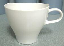 Lucent Dinnerware Melmac Melamine White Beverage Cup