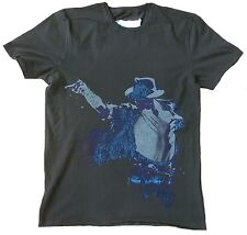 Amplified Official Michael Jackson King of Pop Wow this is it VIP star T-Shirt s