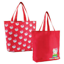 "SAC de Plage REVERSIBLE HELLO KITTY "" Aloha "" By AVON NEUF"