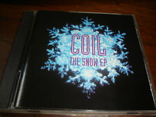 COIL THE SNOW EP CD RARE WAX TRAX JOHN BALANCE
