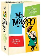 Mr. Magoo . The Television Collection . 1960-1977 . Animated . 11 DVD . NEU OVP