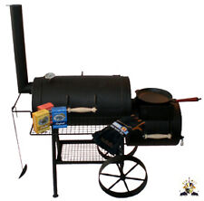 "BBQ Smoker Lone Star© ""Standard"" (5,0 mm)"