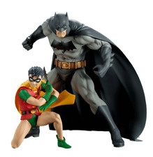 DC Comics Estatuas Batman & Robin ARTFX+ Kotobukiya