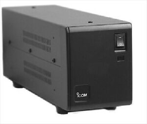 ICOM external power supply for radio PS-126 13.8V 25A Tracking number NEW