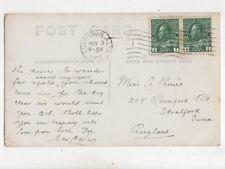 Miss Le Prince Romford Road Stratford Essex 1913 389b