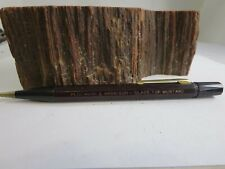New ListingVintage Autopoint Plochman & Harrison Glass Top Mustard Mechanical Pencil Rp17