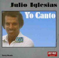 Julio Iglesias - Yo Canto [New CD]
