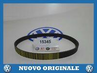 CINGHIA SERVIZI AUSILIARI V-RIBBED BELTS ORIGINALE VW POLO 1.9 TDI 2003 2009