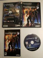 Fantastic Four For PlayStation 2 PS2 Very Good 2E