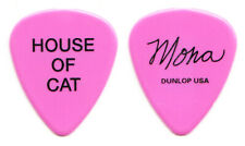 Sammy Hagar Mona Gnader Signature House Of Cat Pink Guitar Pick - 2002 Tour