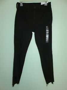 NEW American Eagle Women's High Rise Jegging Black Laze Dream Jeans Size 6 Short