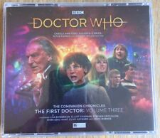 Doctor Who The Companion Chronicles The First Doctor Vol 3 Big Finish