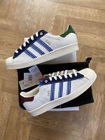 Adidas End Superstar 80s Alternative Luxury Uk Size 10.5 Boxed New FX0586