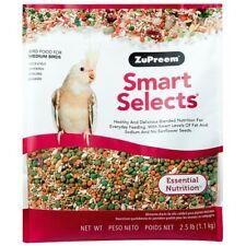 Zupreem Smart Selects - Calopsitte et Tourtereaux Complet Nourriture - 1.1kg