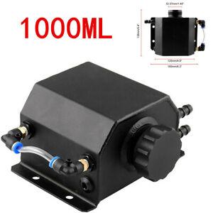 Universal 1000ML Radiator Coolant Overflow Bottle Recovery Water Tank Reservoir