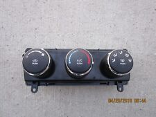 09 - 11 DODGE JOURNEY SE SXT R/T 4D SUV A/C HEATER CLIMATE TEMPERATURE CONTROL