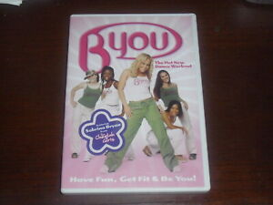 BYou (DVD, 2006) Dance Workout with Sabrina Bryon