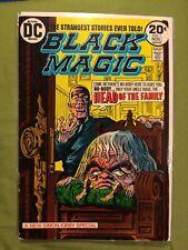 Black Magic #1 GDVG 1973 Joe Simon Jack Kirby First Issue!!