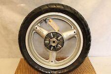 2001 SUZUKI SV650   REAR WHEEL ASSY.  WORN TIRE